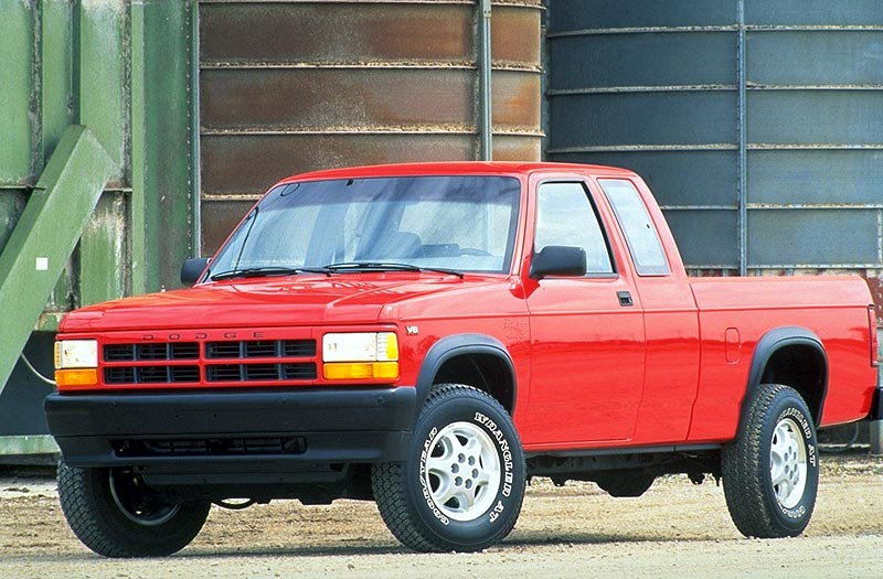 1995 Dodge Dakota Sport Club Cab 4×4. Click image to enlarge
