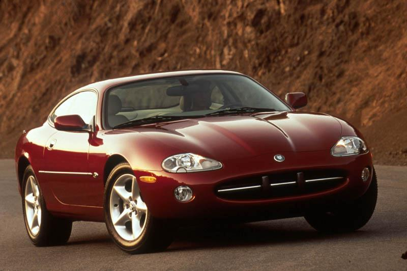 Jaguar XK8 Gallery
