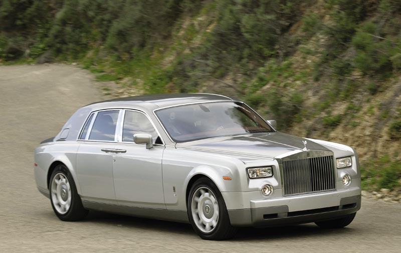مجموعة من اغلى السيارات في العالم Phantom5