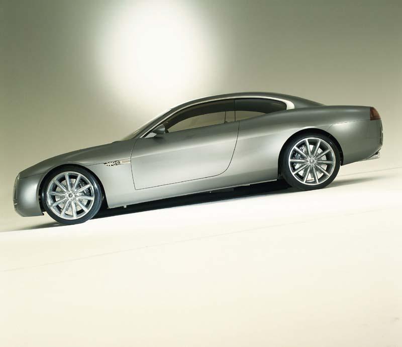 1998 Jaguar Xk180 Concept. 2001 Jaguar R-Coupe Concept