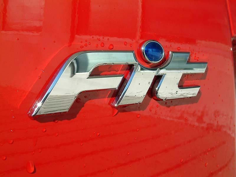 2007 Honda Fit