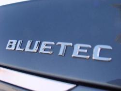 2007 Mercedes-Benz E320 Blutec diesel