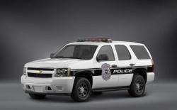 2007 Chevrolet Police Tahoe