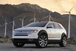 Ford Edge HySeries concept