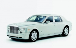 2007 Rolls Royce Phantom Silver