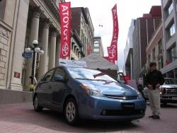 Toyota Hybrid Tour in Ottawa