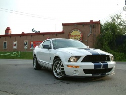 2007 Ford Shelby Mustang GT500