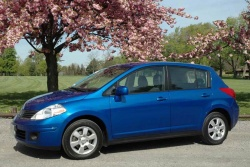 2007 Nissan Versa; photo by Paul Williams