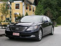 2007 Lexus LS460