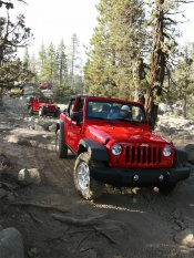 2007 Jeep Wrangler Rubicon Unlimited