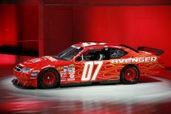 Dodge Avenger NASCAR racer