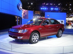 2008 Ford Taurus at the Chicago Auto Show