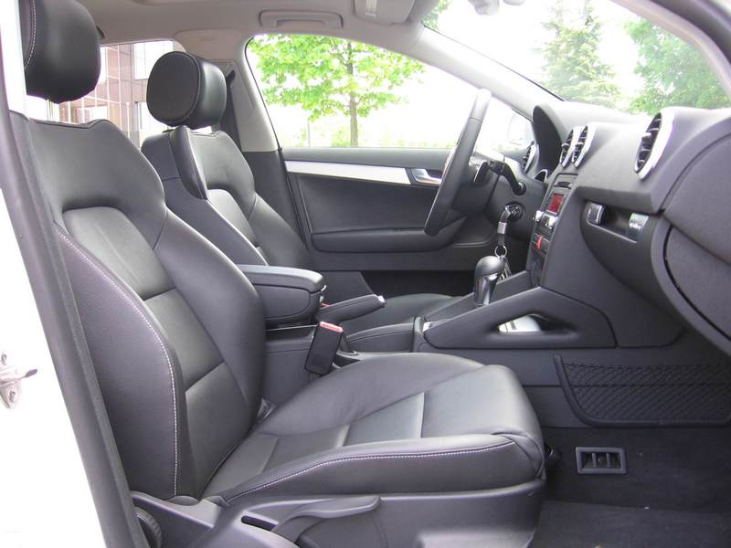 2008 Audi A3 3.2 S-Line