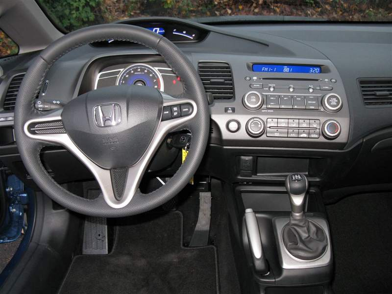 2009 Honda Fit Sport. Will 09 civic sport shift knob
