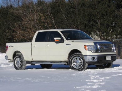 2010 Ford F-150 SuperCrew 4X4