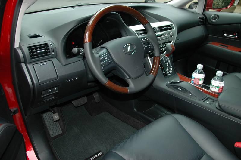 2010 Lexus Rx350 Rx450h Pw 002 2811