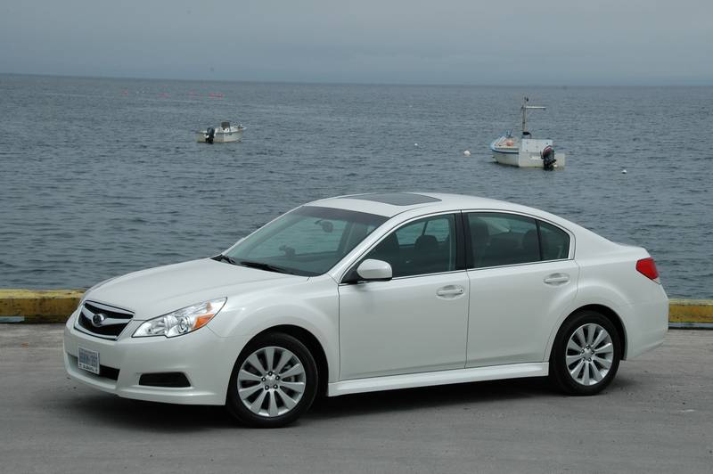 Subaru Legacy 2010 Wallpapers