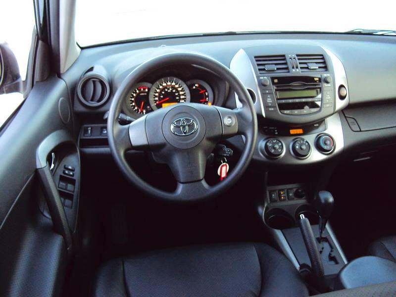 2010 Toyota RAV4 Sport V6