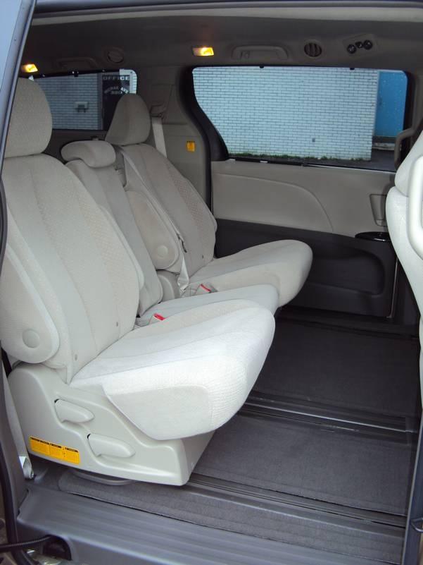 Toyota Sienna 2011. Toyota Sienna 2011 Models