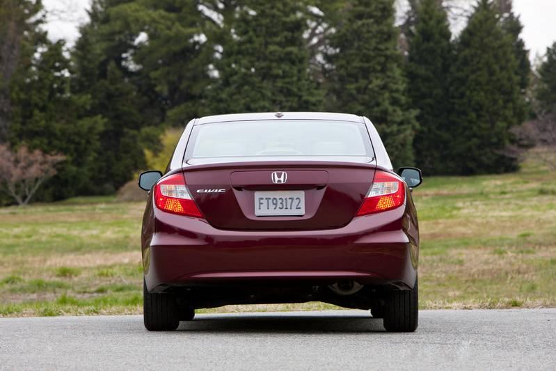 2012 Honda Civic EX-L sedan