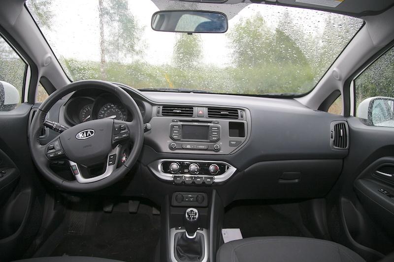 2012 Kia Rio Sedan