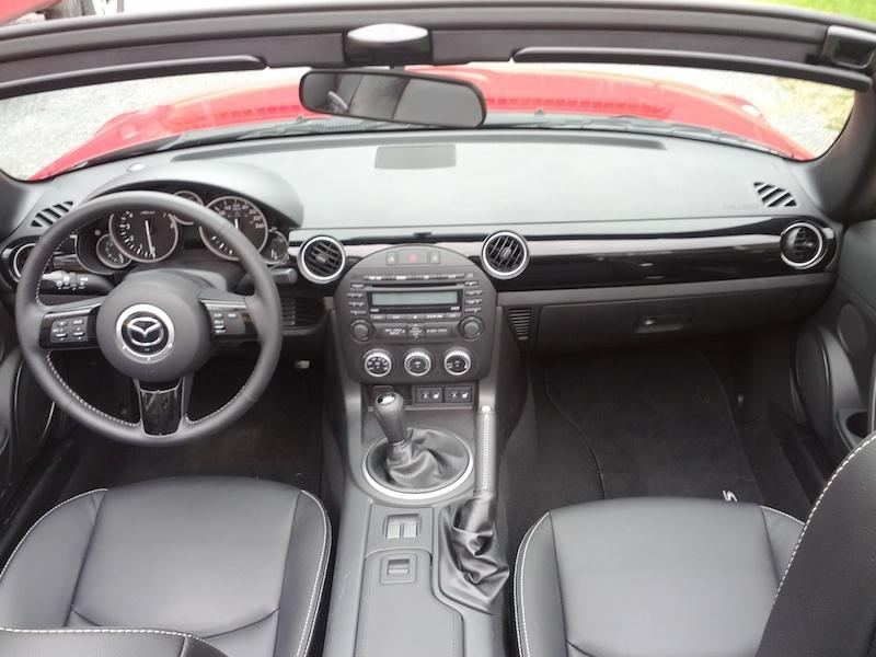 2012 Mazda MX Special Edition