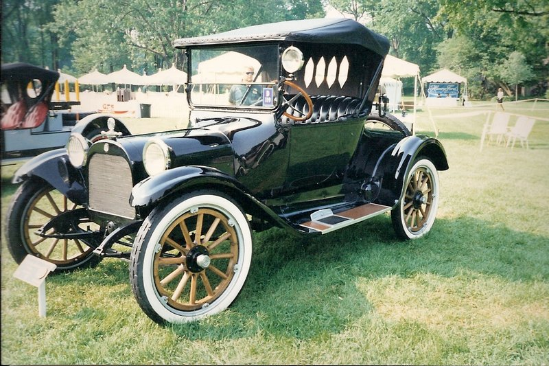 1915 Dodge Brothers car