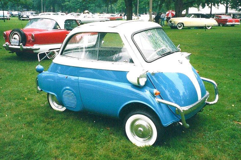 1957 Isetta 300