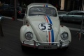 Early 60's Beetle, dressed as Herbie, Disney character