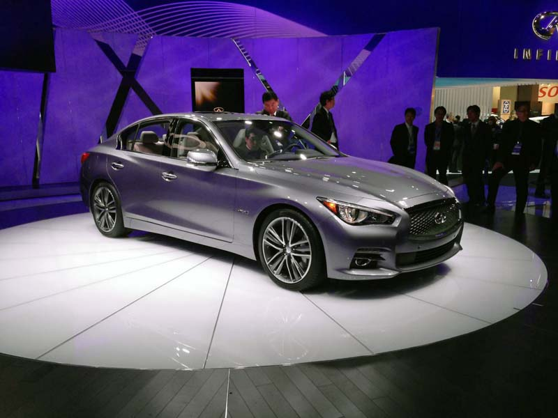 2013 Detroit Auto Show