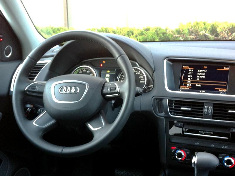 2013 Audi Q5 Hybrid