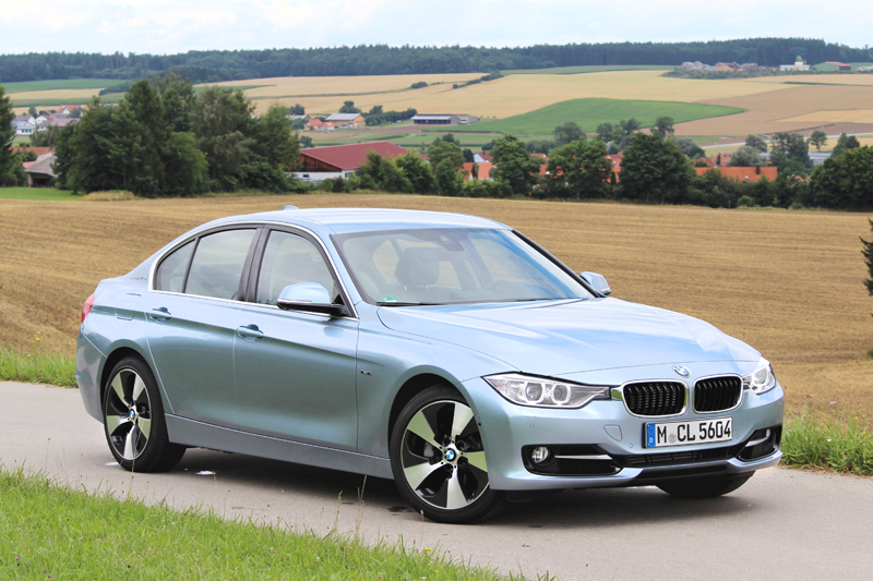 2013 BMW ActiveHybrid 3*