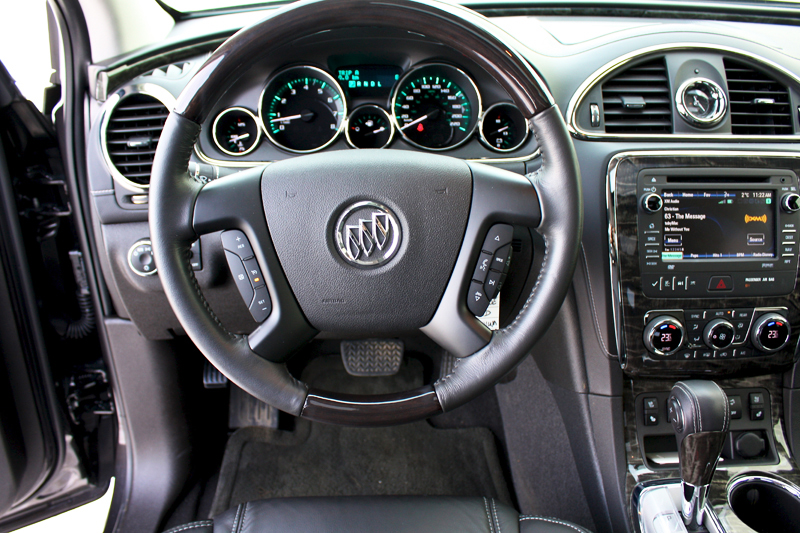 2013 Buick Enclave - TS