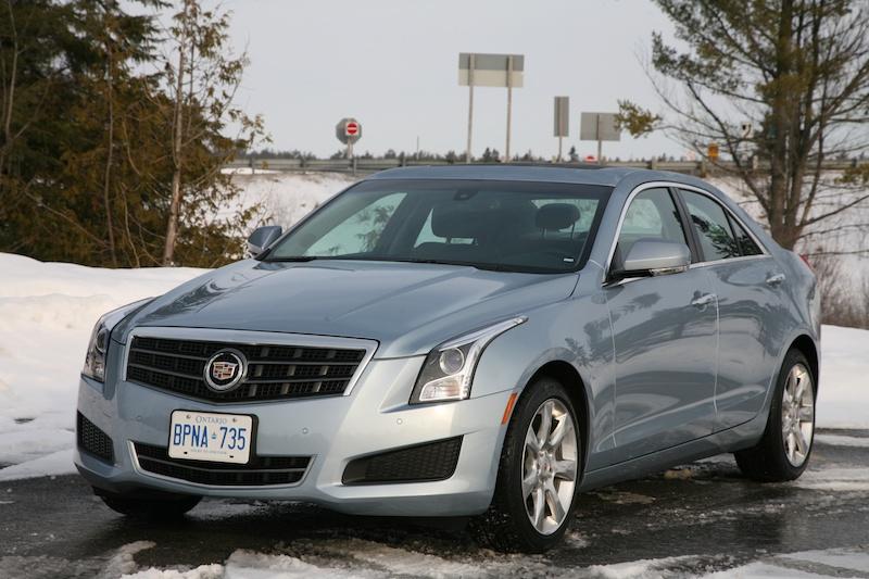 2013 Cadillac ATS4 3.6