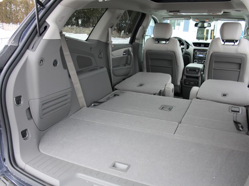 2013 Chevrolet Traverse 2LT AWD