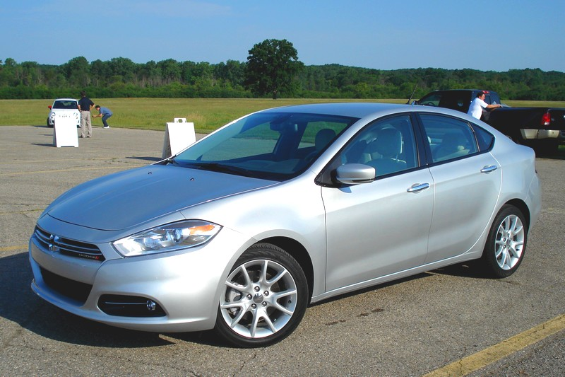 2013 Dodge Dart 2.0 Limited