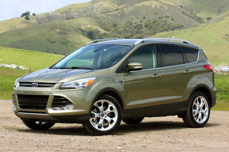 2013 Ford Escape Titanium*