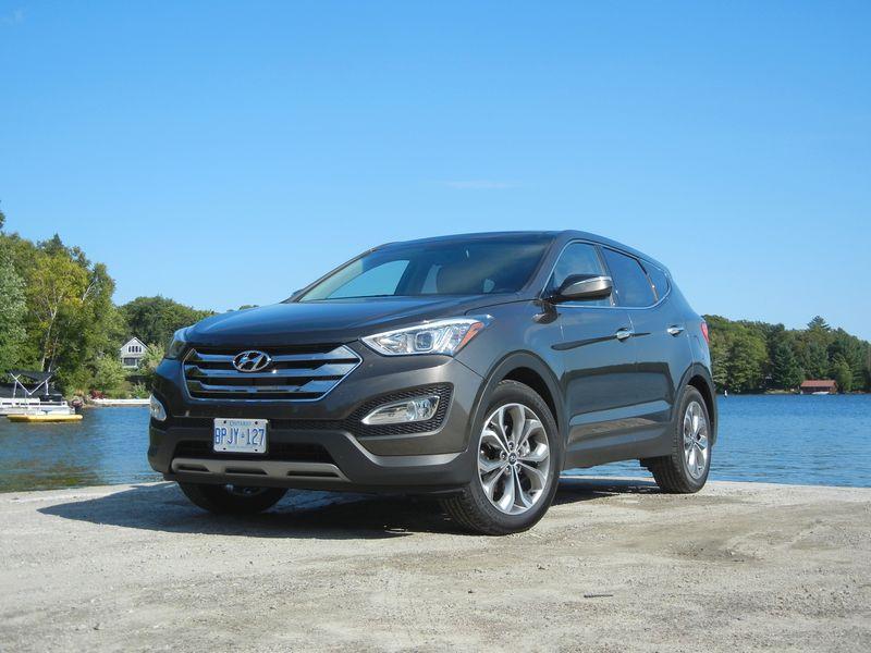 2013 Hyundai Santa Fe 2.0T*