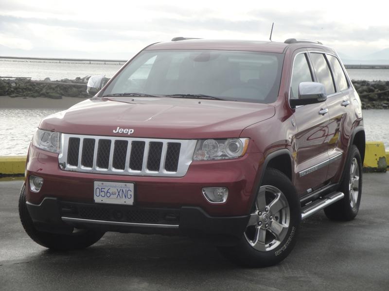 2013 Jeep Grand Cherokee