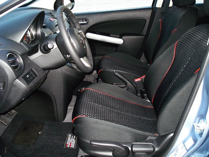 2013 Mazda2 GS