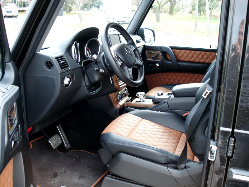 2013 Mercedes-Benz G 63 AMG
