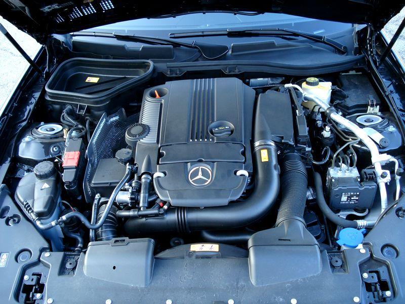 2013 Mercedes-Benz SLK 250