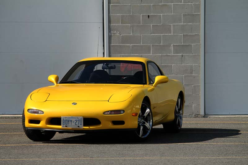 Final Drive:1993 Mazda RX7