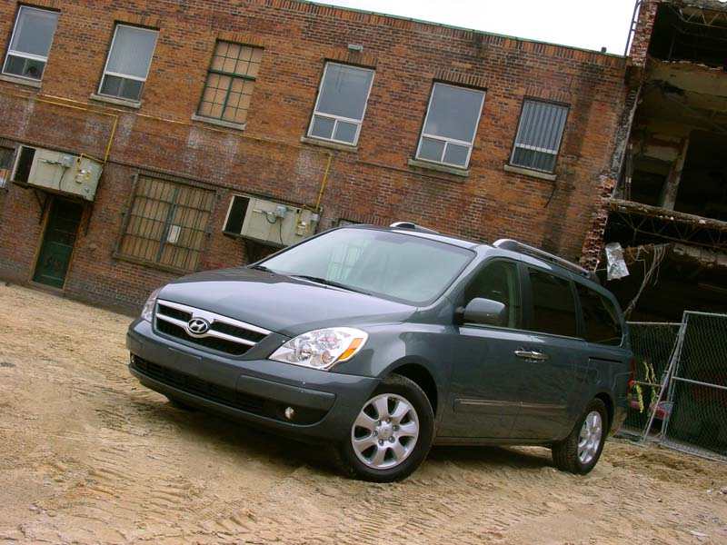Popular Used Minivans