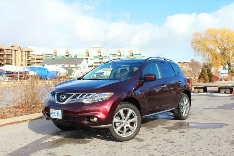 2013 Nissan Murano LE*