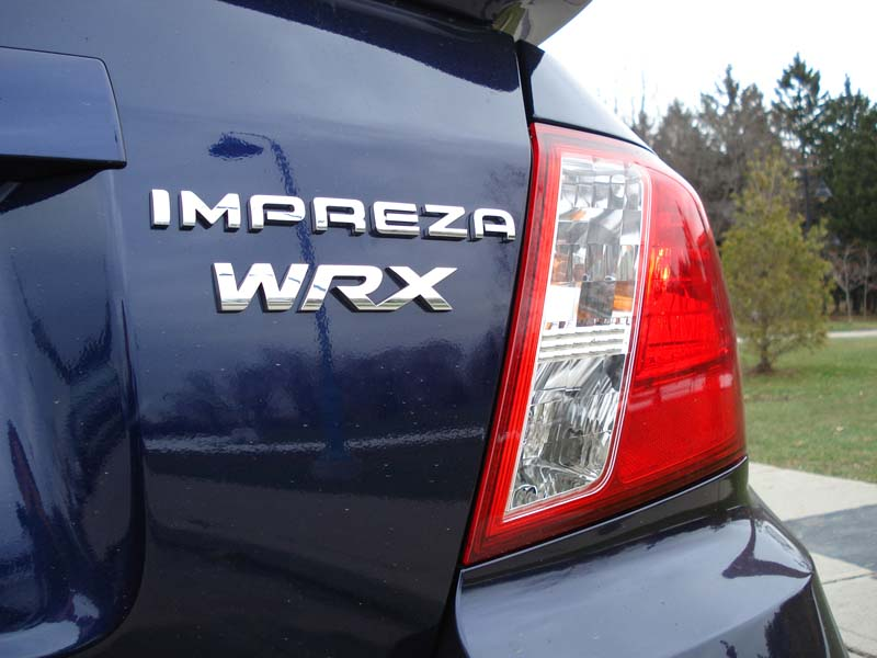 2013 Subaru WRX