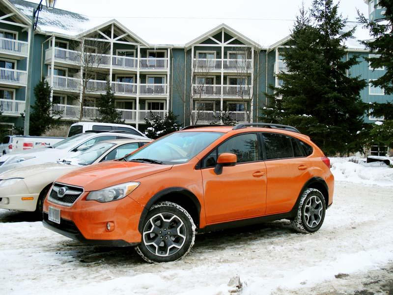 2013 Subaru XV Crosstrek*