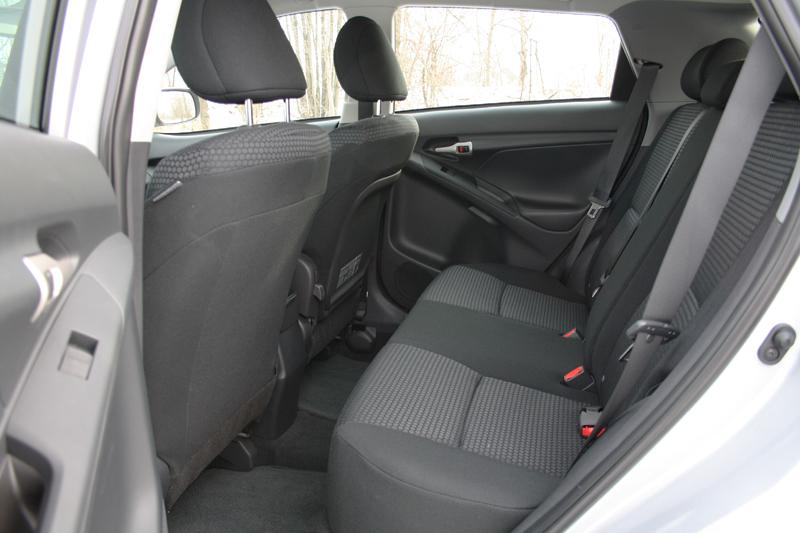 2013 Toyota Matrix XRS