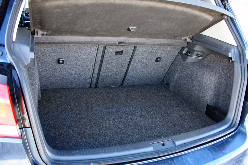2013 Volkswagen Golf TDI 5 door