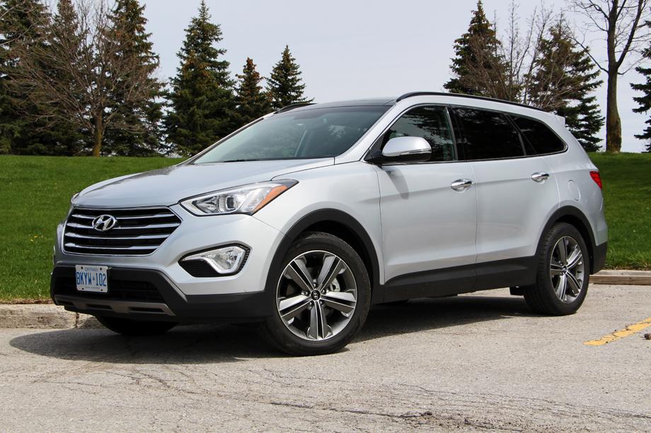 2014 Hyundai Santa Fe XL Limited